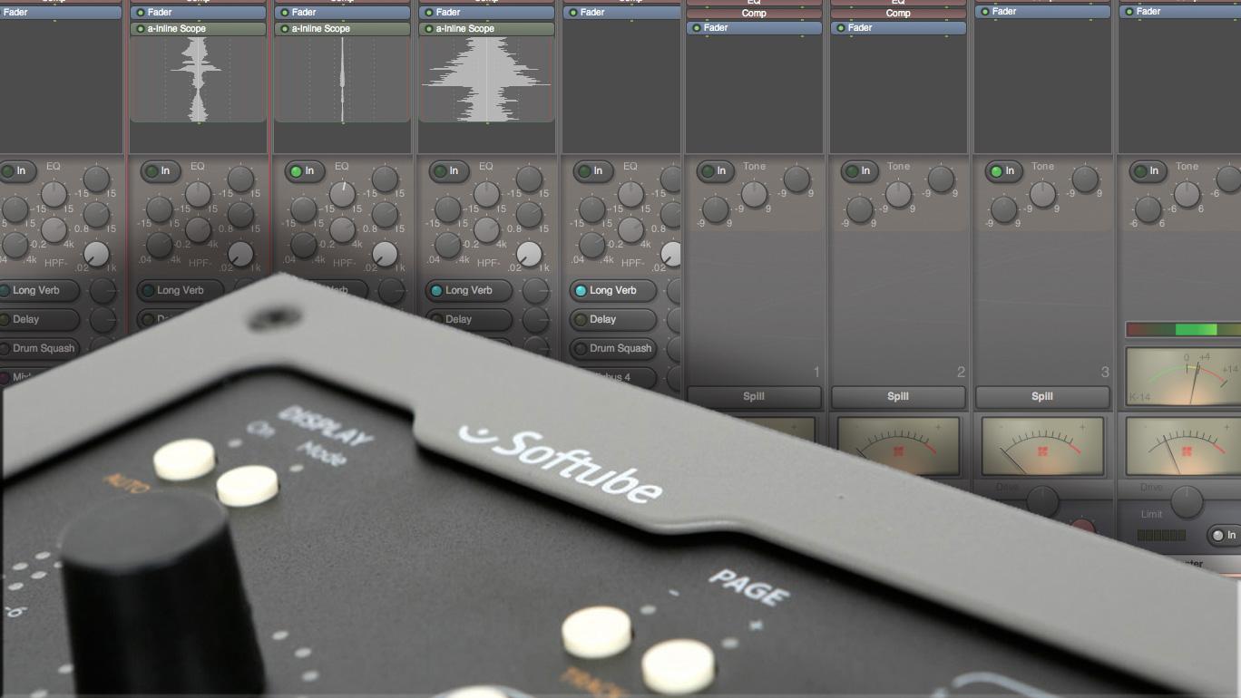Console1 & Mixbus